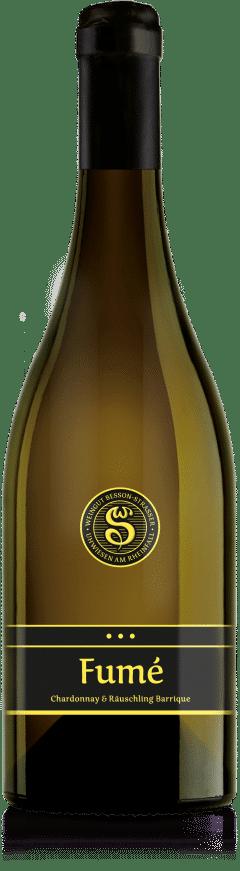 Fumé Chardonnay & Räuschling Barrique