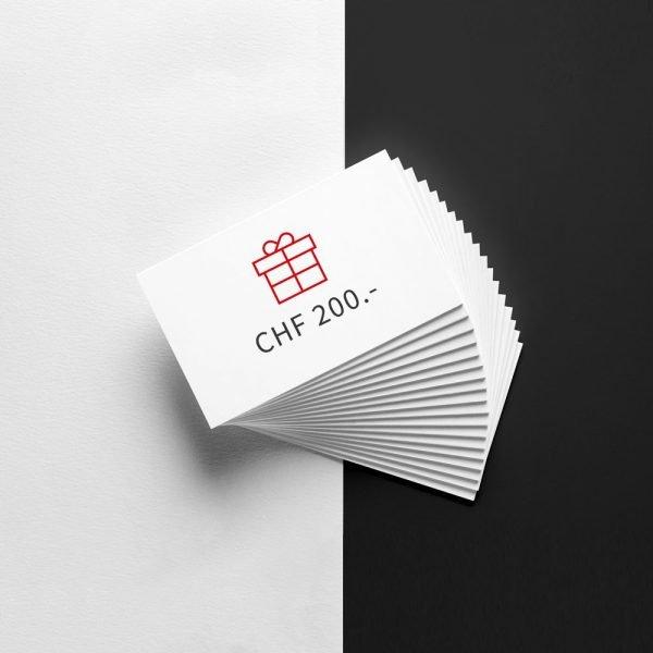 Buono regalo di CHF 20.-