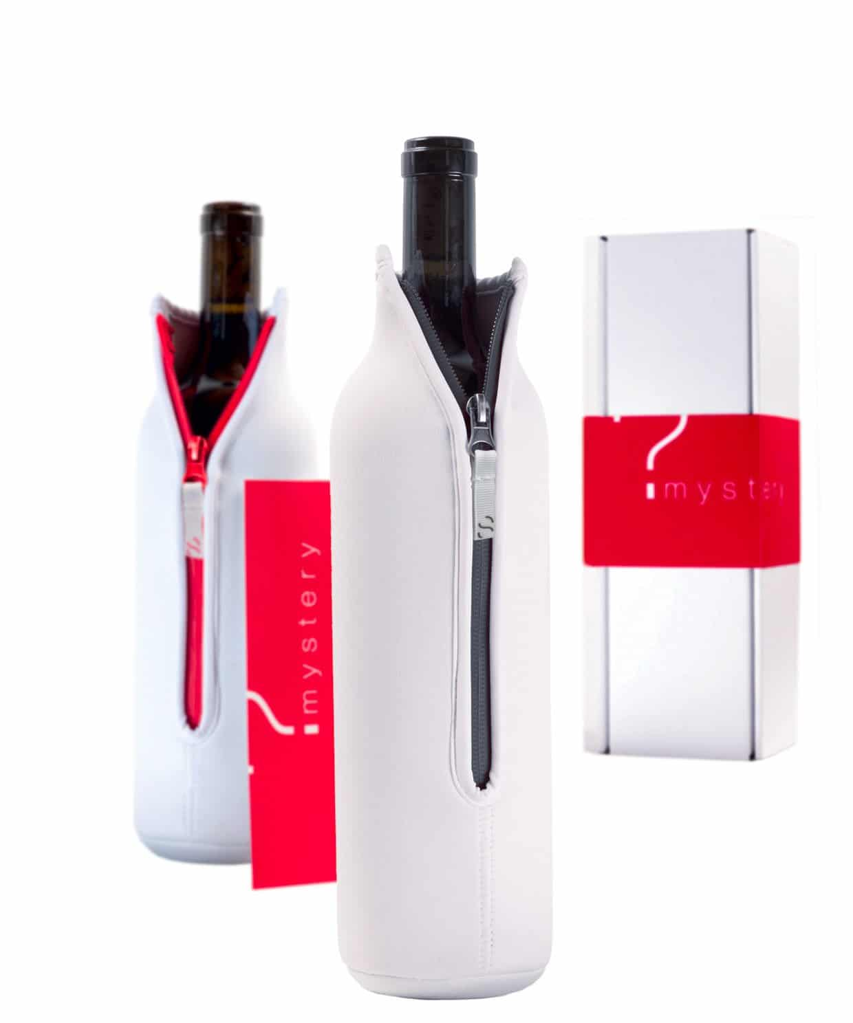 Housse isotherme rouge swiss wine selection for Housse isotherme