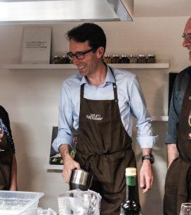 Kulinarischer Workshop und Food-Wein-Pairing